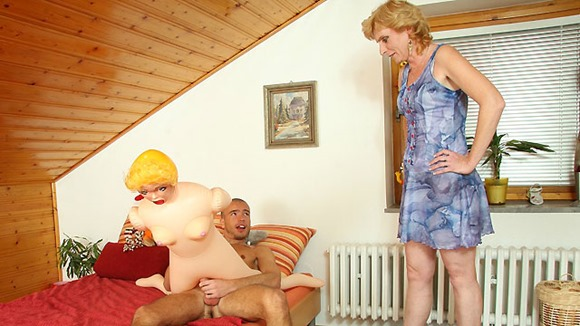 husband caught doing nasty things